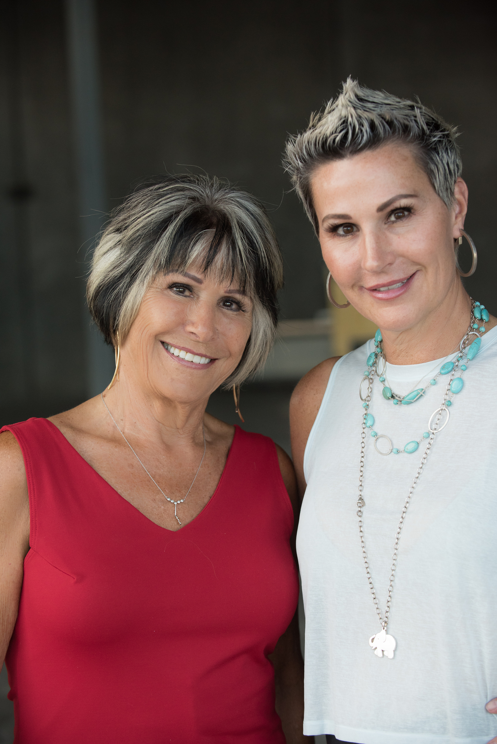 Lu-Tek Founder Mary Lou Ralston and General Manager Kelli Beckish